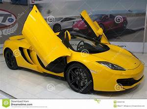 Mc Automobile : car mc laren mp4 12c spider editorial image image 30064150 ~ Gottalentnigeria.com Avis de Voitures