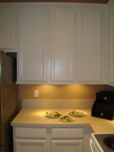 1000 ideas about diy kitchen cabinet lights on