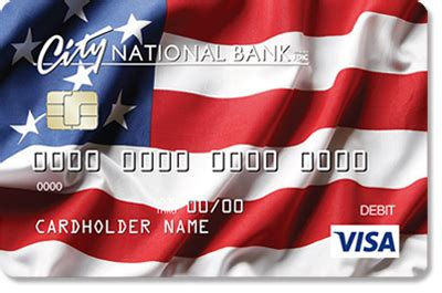 city national bank debit cards