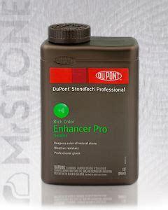 stonetech enhancer pro dupont stonetech stone enhancer pro sealer