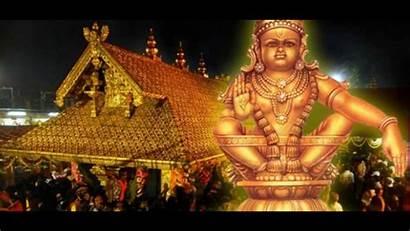 Wallpapers Ayyappan Swami Ayyappa Lord Temple Sabarimala