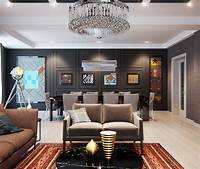 designer home decor A Modern Interior Home Design Which Combining a Classic ...