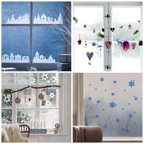 chambre de pousse stickers noël et idées de déco fenêtre pour les fêtes