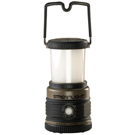 amazon siege amazon com streamlight 44931 the siege lantern coyote