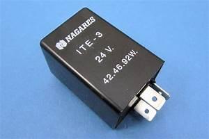 24v Electronic 3 Terminal
