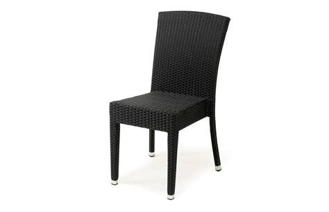 sedia antracite da esterno floor