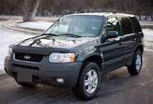 Diagramas El U00e9ctricos Y Mec U00e1nicos Ford Escape 2001