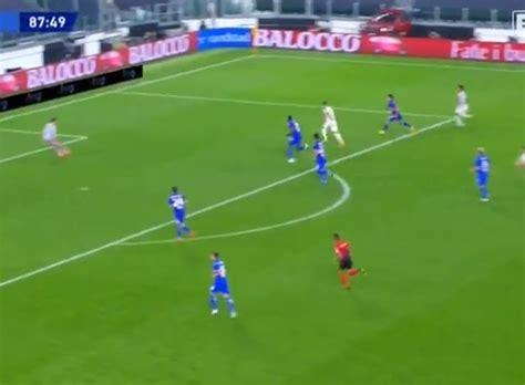 Cristiano Ronaldo goal Juventus vs Sampdoria - NewsNG