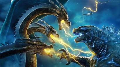 Godzilla Monsters King Wallpapers 4k Movies Backgrounds