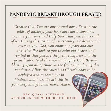 pandemic breakthrough prayer dakotas annual conference