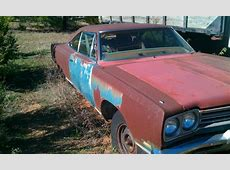 FOR SALE 68 Plymouth Satellite For B Bodies Only