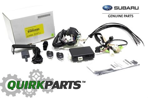 Buy Subaru Remote Engine Starter Impreza