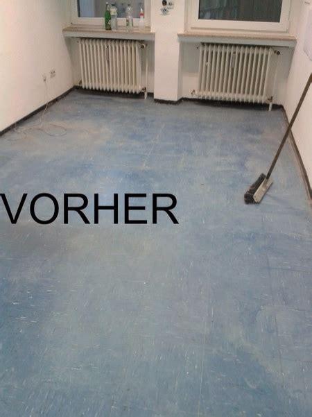 Pvc Boden Sauber Machen by Die Abzieher Fu 223 Bodengrundreinigung