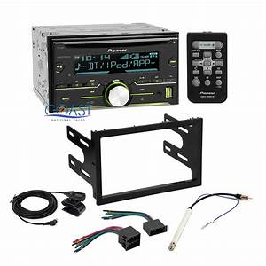Pioneer Car Radio Stereo Dash Kit Wire Harness For 1998