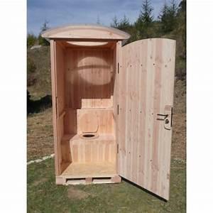toilette seche a litiere bio maitrisee cabine exterieure With construction toilette seche exterieur