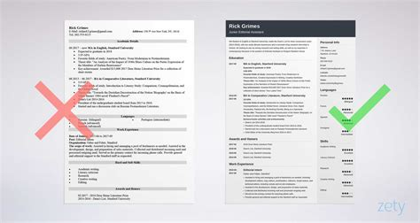 internship resume  college students guide  examples