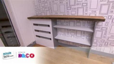decorer sa cuisine soi meme comment faire une bibliothèque cache radiateur