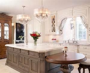 Kitchen chandelier lighting types
