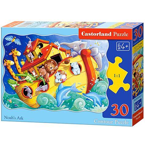30-delna sestavljanka Noetova barka - Castorland nakupovanje v IgračeShop