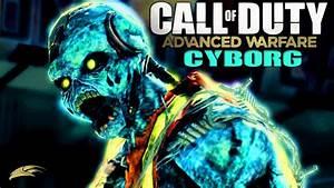 "Call of Duty: Advanced Warfare ""CYBORG ZOMBIES"" Co-Op Mode ..."