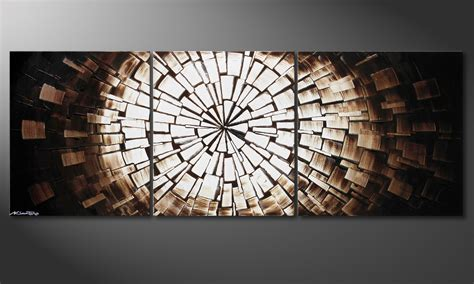 Bild Modern by Das Moderne Bild Center Of Babylon 190x70cm