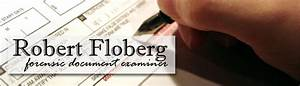 robert floberg forensic document examiner With forensic document examiner florida