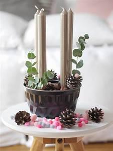 Adventskranz Selbst Basteln : adventskranz basteln einfache idee unter 10 euro minimenschlein de blog ~ Orissabook.com Haus und Dekorationen