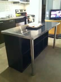 condo island ikea hackers ikea hackers - Ikea Hack Kitchen Island