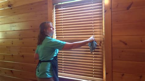how to remove blinds from window how to clean wooden blinds the fast easy way