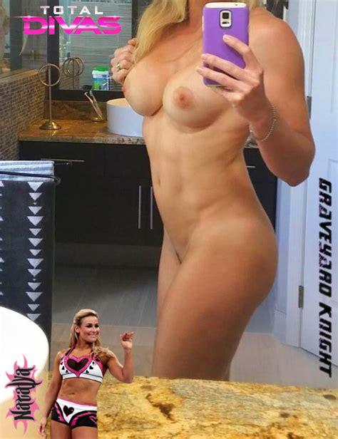 Neidhart  nackt Natalya nude pics
