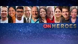 CNN and Amazon Partner for CNN Heroes Online Donations