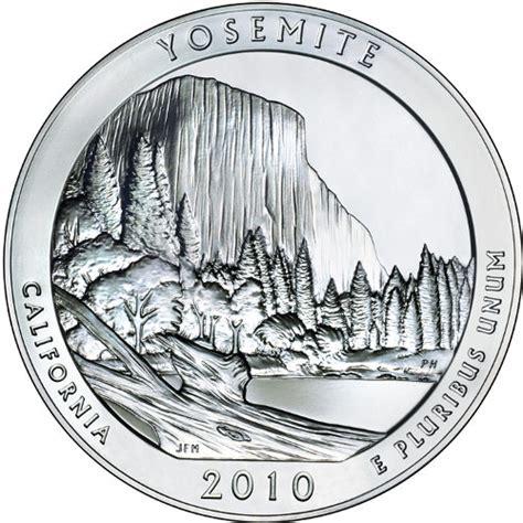Dollar Washington Quarter Yosemite National Park