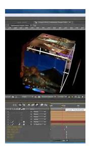 3D Cube After Effects Tutorial - YouTube