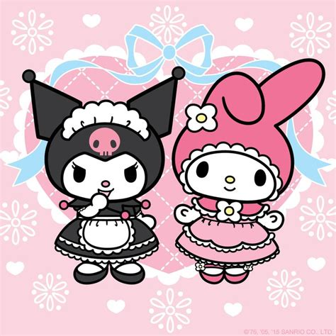 34+ Hello Kitty My Melody  Background