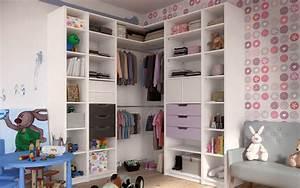 Dressing Chambre Enfant : dressing enfant ajustable sogal excellence ~ Teatrodelosmanantiales.com Idées de Décoration