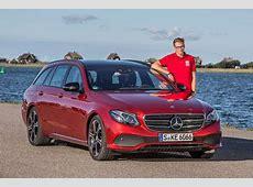 MercedesBenz E 220 d TModell S213 2016 Fahrbericht