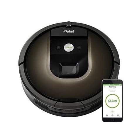Irobot® Roomba® 980 Robotic Vacuum  7983250 Hsn