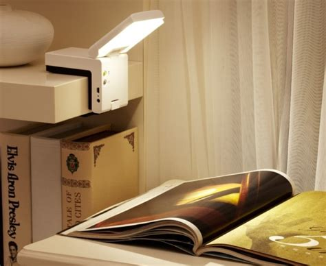 Portable Mini Led Bed Reading Light