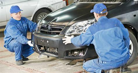 Accident Repairs - Auto Claims