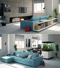 family room design Awesomely Stylish Urban Living Rooms