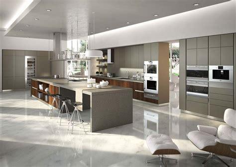 cuisine moderne design italienne cuisine de design italien en 30 idées par les top marques