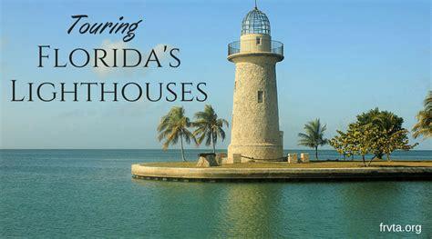 touring floridas lighthouses florida rv trade