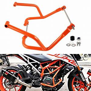 Motorcycle Engine Bumper Frame Guard Crash Bar Protector