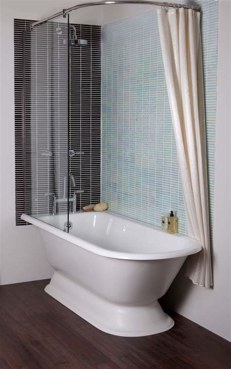 collection  claw tub shower curtains curtain ideas