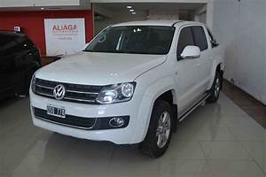 Vw Amarok Highline  U2013 Aliaga Multimarcas