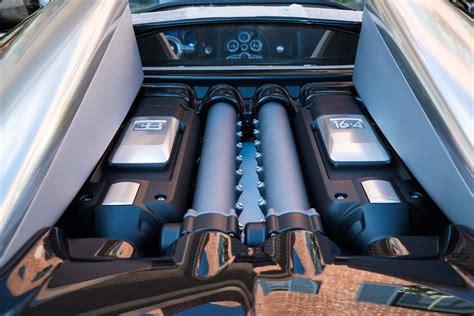 First up is a 2011. Bespoke Bugatti Veyron Vitesse Le Diamant Noir For Sale - GTspirit