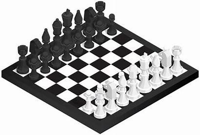 Chess Clip Clipart Transparent Chessboard Board Cliparts