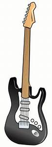 Guitar Clipart - Free Music Graphics