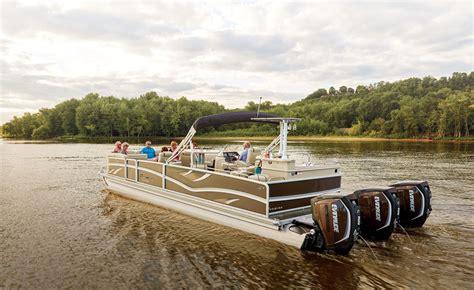 Dodici Pontoon by Premier 310 Dodici Pub Boating World