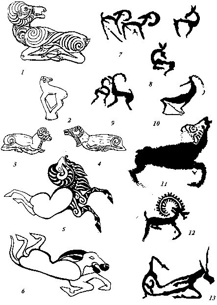 Pazyryk Mummy Tattoos - History of Tattoos and Tattooing Worldwide | Ancient tattoo, History